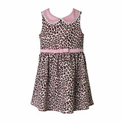 Lilt Sleeveless Skater Dress - Toddler Girls