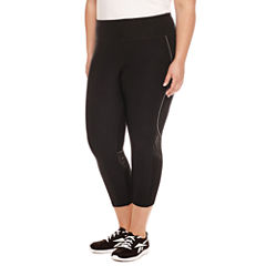 Spalding Workout Capris Plus