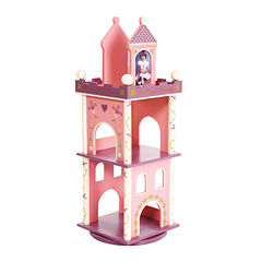 Levels of Discovery® Princess Revolving Bookshelf