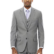 IZOD® Sharkskin Suit Jacket