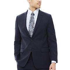 Claiborne® Neat Stretch Suit Jacket - Classic Fit
