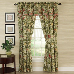 Waverly® Wailea Coast 2-Pack Curtain Panels
