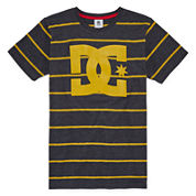 DC Shoes Co.® Short-Sleeve Lined Tee - Boys 8-20