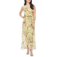 Melrose Sleeveless Maxi Dress