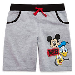Disney By Okie Dokie Pull-On Shorts Toddler Boys