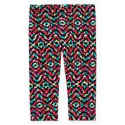 Total Girl Knit Leggings Girls