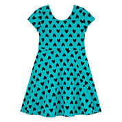 Total Girl Skater Dress - Big Kid Girls