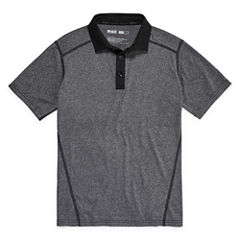 MSX By Michael Strahan Short Sleeve Polo Shirt-Big Kid Boys