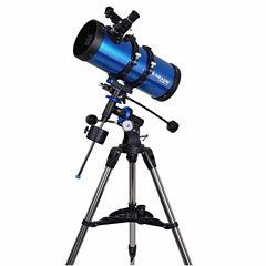 Meade Polaris 127mm German Equatorial Reflector Telescope