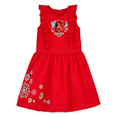 Disney Sleeveless Elena of Avalor A-Line Dress - Big Kid
