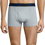 Fruit of the Loom® 3-pk. Premium Breathable Short-Leg Boxer Briefs
