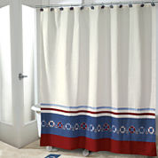 Avanti® Life Preservers II Shower Curtain