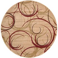 Nourison® Sphere Round Rug