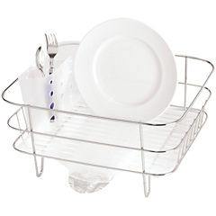 simplehuman® Compact Wireframe  Stainless Steel Dish Rack