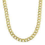 Infinite Gold™ Mens 14K Yellow Gold 22