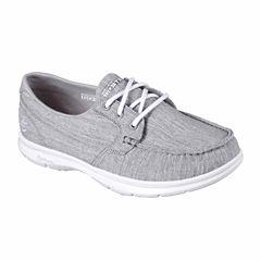 Skechers Marina Womens Boat Shoes