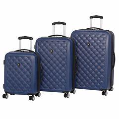 IT Luggage Cushion Lux 8 Wheel 3-Pc Hardside Luggage Set
