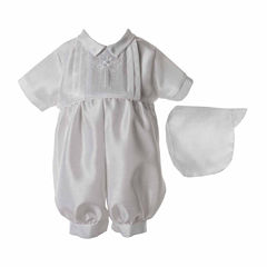 Keepsake 2-pc. Short Set Baby Boys