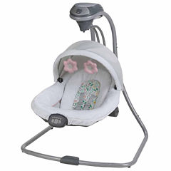 Graco Oasis Swing with Soothe Surround Technology
