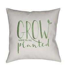 Decor 140 Arsenault Square Throw Pillow