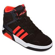 adidas® BB9TIS Boys High-Top Basketball Shoes - Big Kids