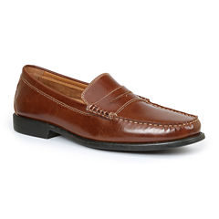 IZOD® Edmund Mens Penny Loafers