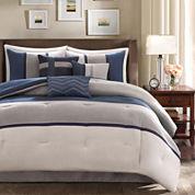 Madison Park Warner 7-pc. Comforter Set