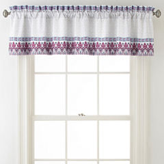 Home Expressions Candace Rod-Pocket Valance
