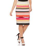 Rafaella Pencil Skirt