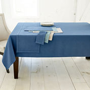 JCPenney Home® Brighton Hemstitch Table Linen Collection