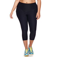 SALE Plus Size Gray Capris & Crops for Women - JCPenney