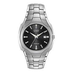 Citizen® Eco-Drive® Mens Titanium Watch BM6560-54H