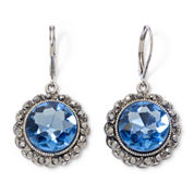 Monet® Blue Moon Drop Earrings