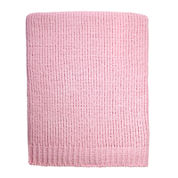 NoJo® Little Love Chenille Blanket