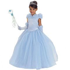 Blue Princess Cynthia Child Costume