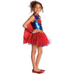 Supergirl Tutu Child Costume