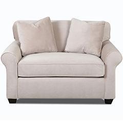 Sleeper Possibilities Roll Arm Chair XL