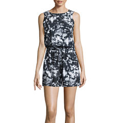 Xersion Studio Woven Romper