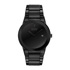Citizen® Eco-Drive® Axiom Mens Black Watch AU1065-58E