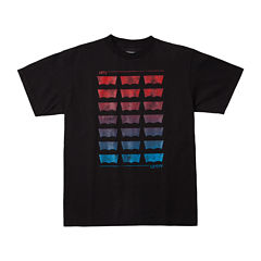 Levi's® Repeating Logo Short-Sleeve Graphic Tee - Boys 8-20