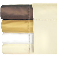 Veratex 800tc Cotton Sateen Embroidered Bella Sheet Set
