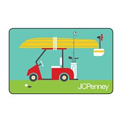 $25 Golf Cart Gift Card