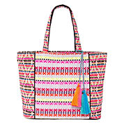 Arizona Gayana Top-Zip Tote