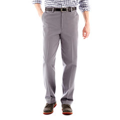 Savane® Performance Flat-Front Chinos