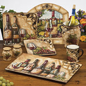 Certified International Tuscan View Dinnerware Collection