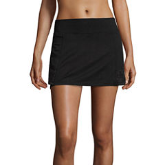 Xersion™ Mesh Mixed Skort - Tall