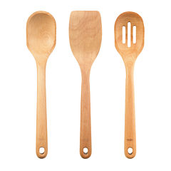 OXO Good Grips® 3-pc. Wooden Utensil Set