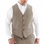 JF J Ferrar® End on End Suit Vest—Big&Tall