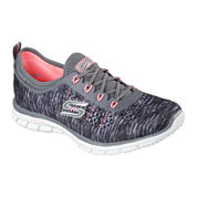 Skechers® Deep Space Bungee-Lace Womens Sneakers