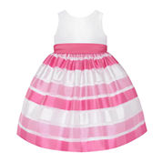 American Princess Striped Dress - Toddler Girls 2t-4t